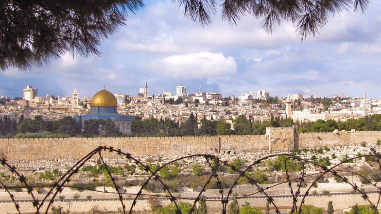 Israel-Palæstina-konflikten